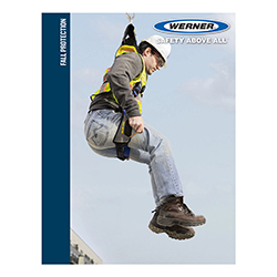 C250 WERNER FALL PROTECTION CATALOG