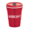 WEATHERGUARD - 16 OZ PARTY TUMBLER WITH LID
